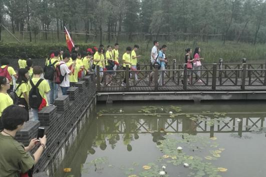 汊涧镇团委积极开展青年志愿者注册工作