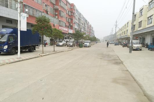 汊涧镇釜山社区积极开展农村环境综合整治工作